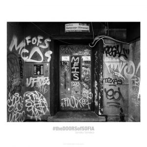 Poster: #theDOORSofSOFIA 03